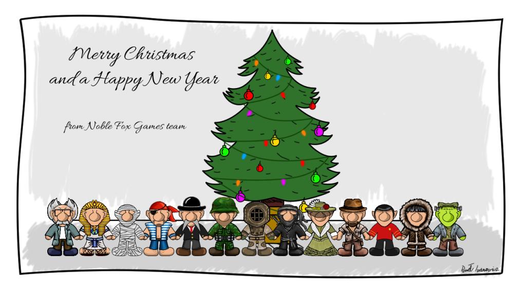 christmas card 2015 NFG